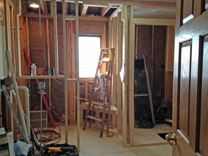 Master bath remodel review of ebates for 2 day bathroom remodel