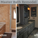 Master Bathroom Remodel Reveal