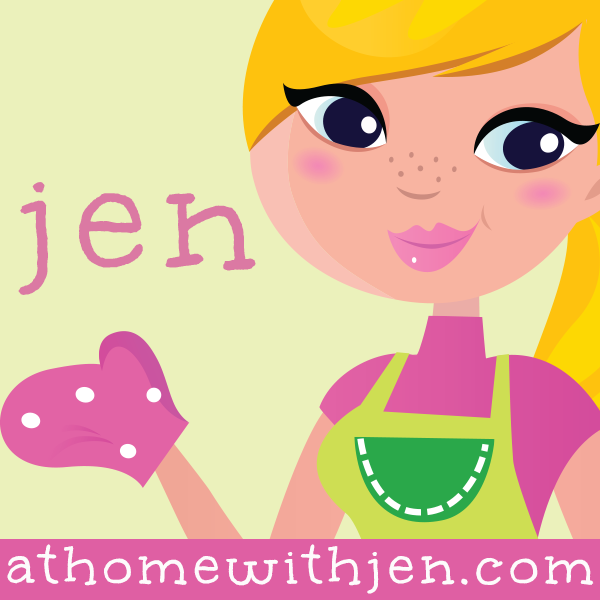 At Home With Jen