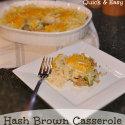 Hash Brown Casserole