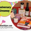 Anniversary Giveaway!!