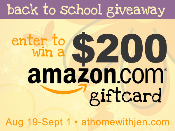 amazon-card-giveaway-back-to-school