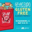 Join me at the 2016 Gluten Free & Allergen Friendly Expo
