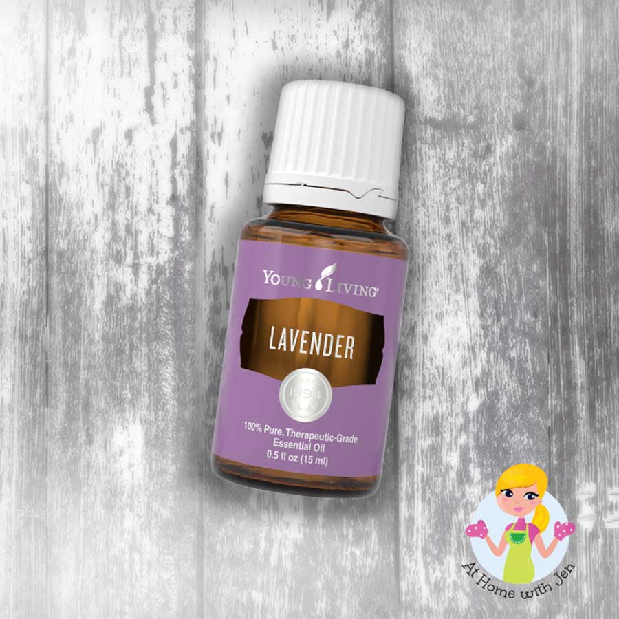 lavender---wood-background