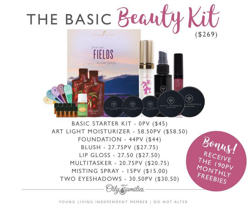 Basic Beauty Kit