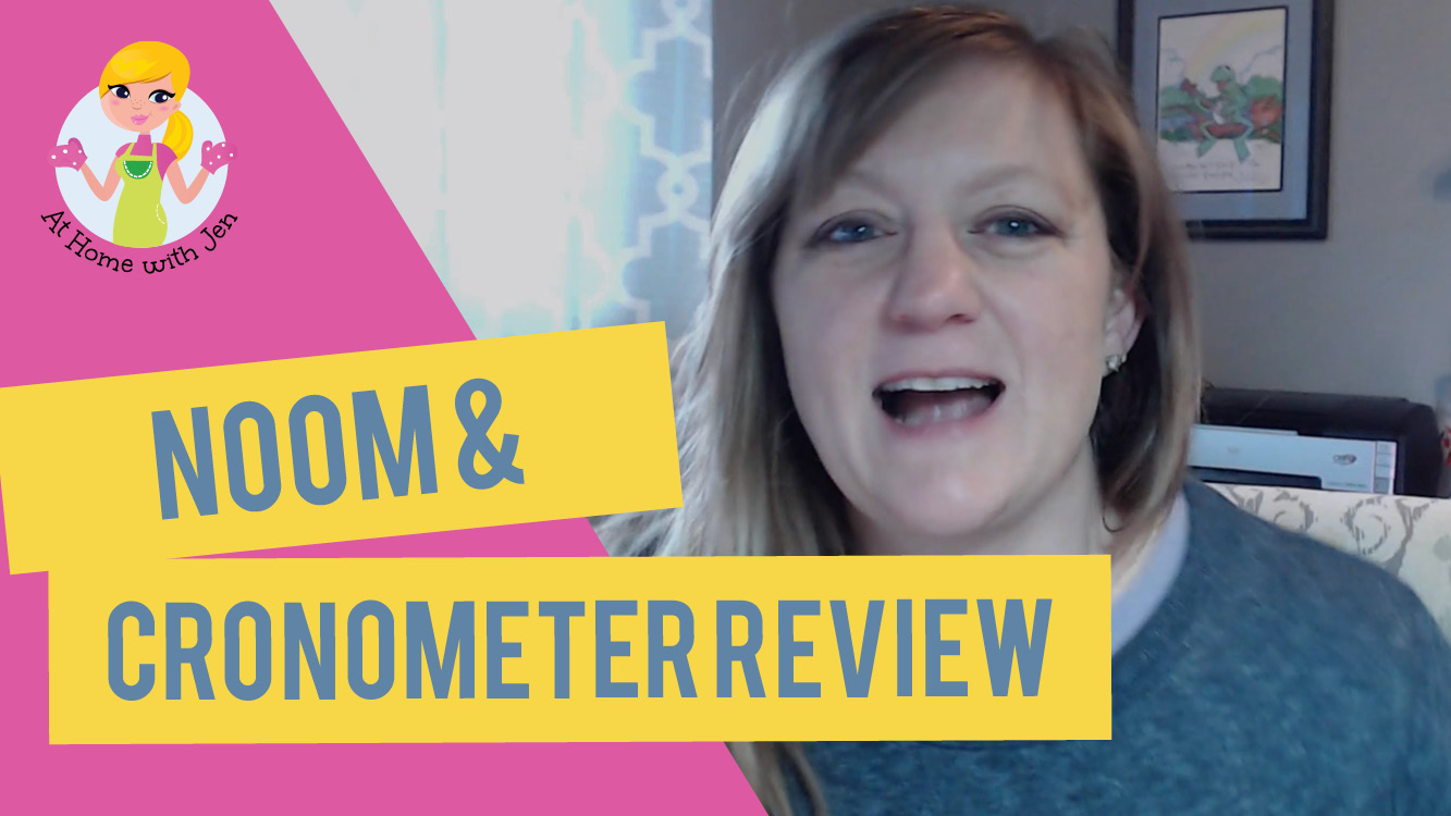 Get Healthier with a tracking app | Noom and Cronometer Review | At